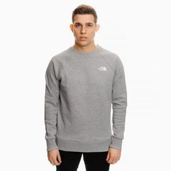 THE NORTH FACE CREWNECK GREY
