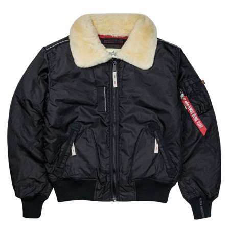 Alpha Industries Injector III black/beige
