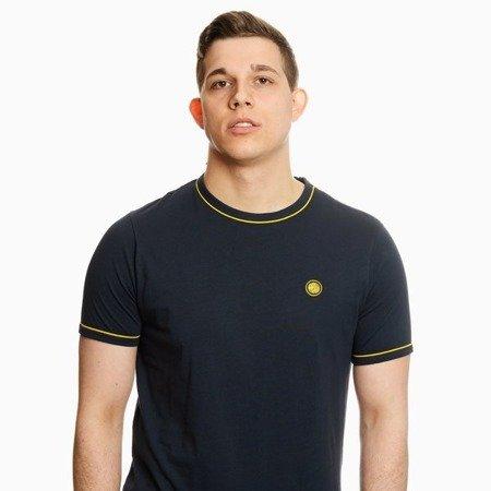Pretty Green Mens Piping Tipped T-Shirt