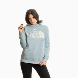 THE NORTH FACE HOODIE ANGEL BLUE