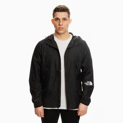 THE NORTH FACE LIGHT WINDSHELL JACKET BLACK