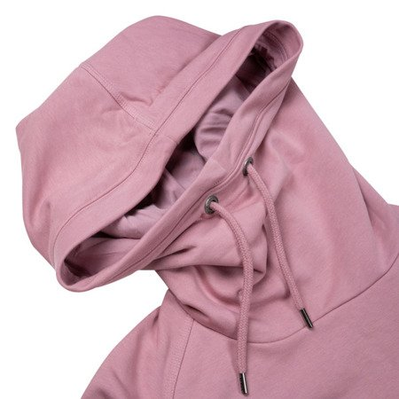 Alpha Industries  X Fit Hoody Wmn silver pink