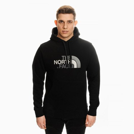 BLUZA THE NORTH FACE HOODIE BLACK