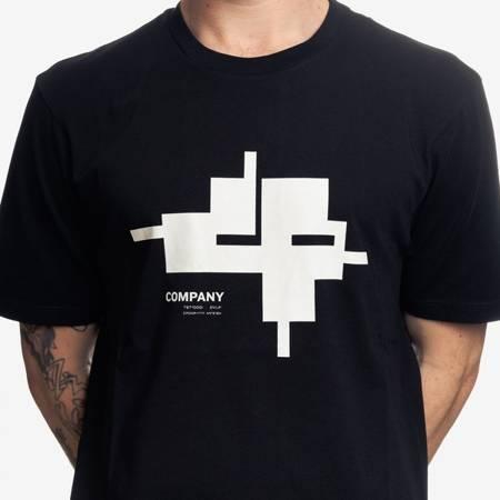 CP COMPANY T-SHIRT SHORT SLEEVE JERSEY 24/1 BLACK