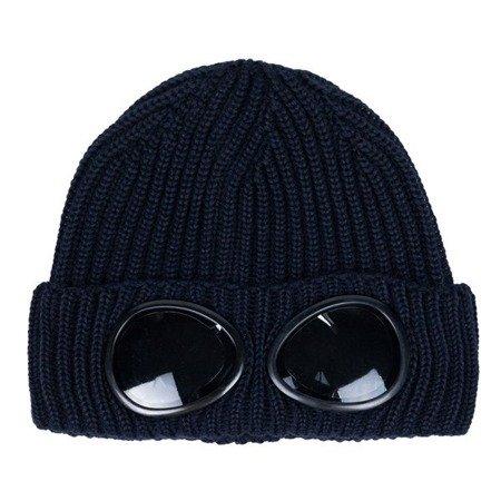 CP Company Extra Fine Merino Wool Goggle Beanie