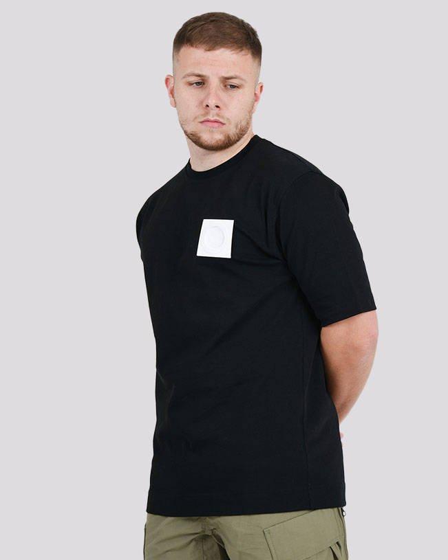 KOSZULKA MARSHALL ARTIST FANTOM SIREN T-SHIRT 420 BLACK