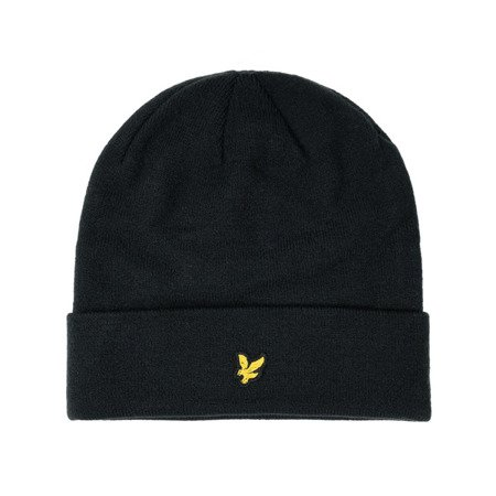 LYLE&SCOTT BEANIE TRUE BLACK