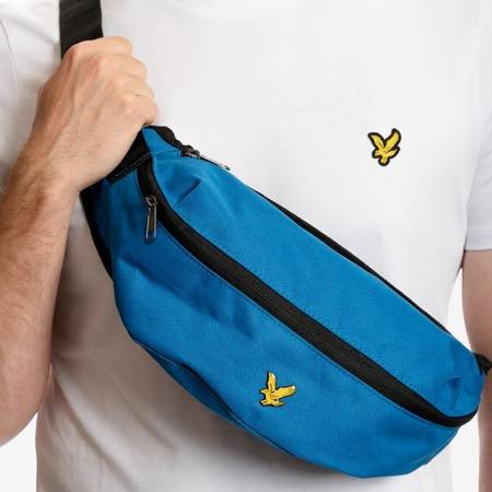 LYLE&SCOTT BODY CROSS SLING BLUE