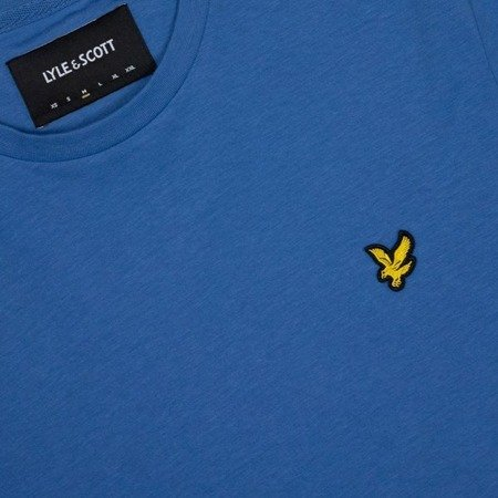 LYLE&SCOTT CREWNECK T-SHIRT LAPIS BLUE