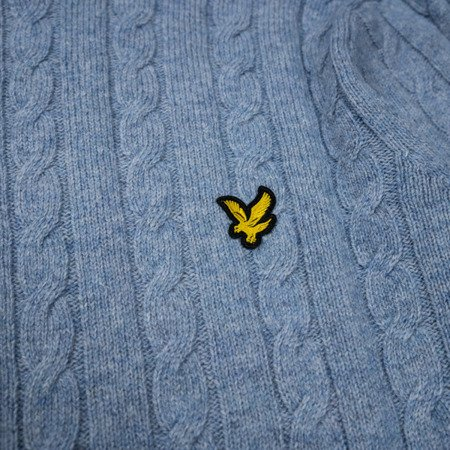 Lyle & Scott Cable Jumper