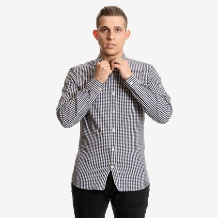 Lyle & Scott LS Slim Fit Gingham Shirt