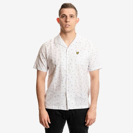 Lyle & Scott Printed Resort Shirt