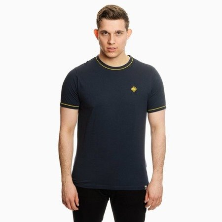Pretty Green Mens Piping Tipped T-Shirt