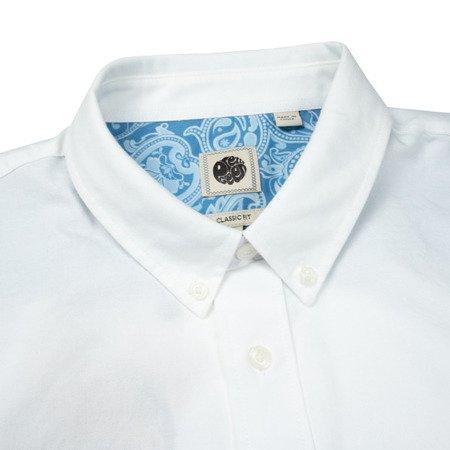 Pretty Green Mens classic Fit Oxford Shirt