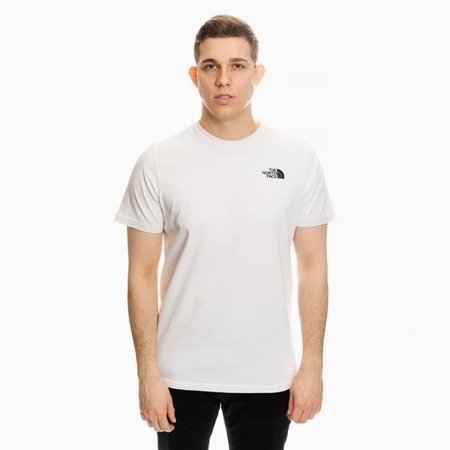 THE NORTH FACE BD GLS T-SHIRT WHITE