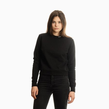 THE NORTH FACE CREWNECK BLACK