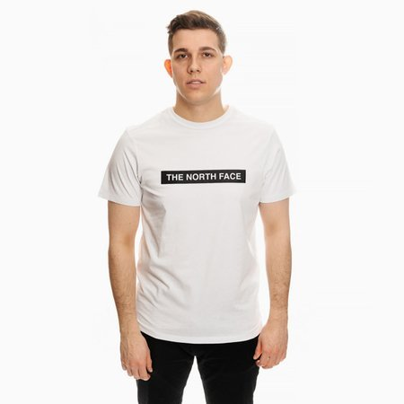 THE NORTH FACE LIGHT T-SHIRT WHITE